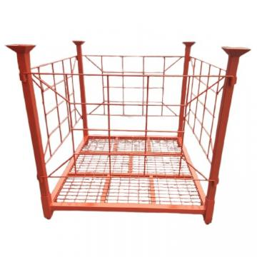 Commercial Metal Floor Revolving Storage Retail DVD Display CD Rack