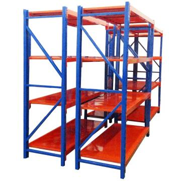 Industrial Warehouse Heavy Duty Gravity Pallet/Carton Flow Roller Rack