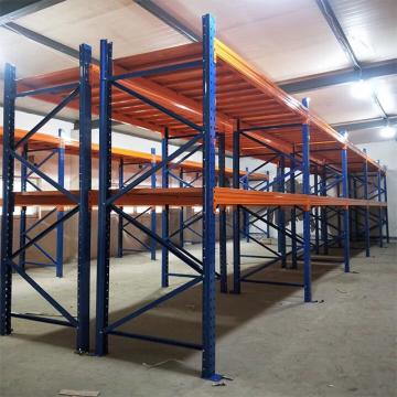 Industry Warehouse Metal Shelf Storage Rack System Steel Shelf