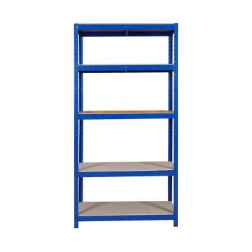Storage Rack 5 Level Adjustable Shelves Garage Steel Metal Shelf Unit