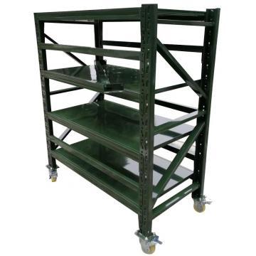Warehouse Heavy Loading Storage Tire Display Metal Rack