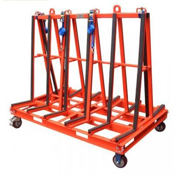 Handling Material Equipment Heavy Duty Steel Pallet Shelf Adjustable Rack