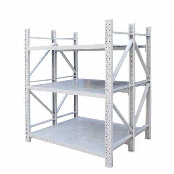 Industrial Eco-Friendly Steel Wire Shelving Rack