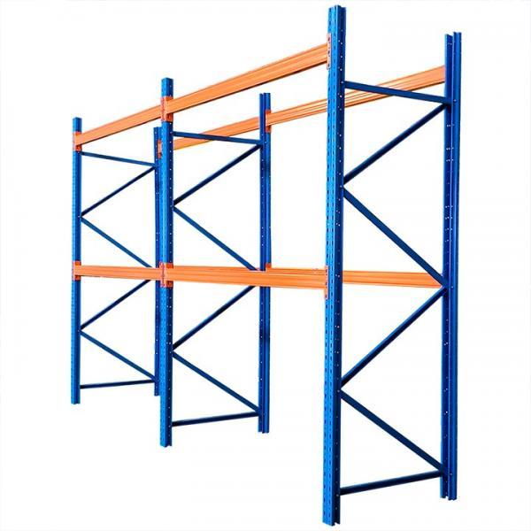 Heavy Duty Boltless Warehouse Storage Rack Industrial Racking Shelving Unit