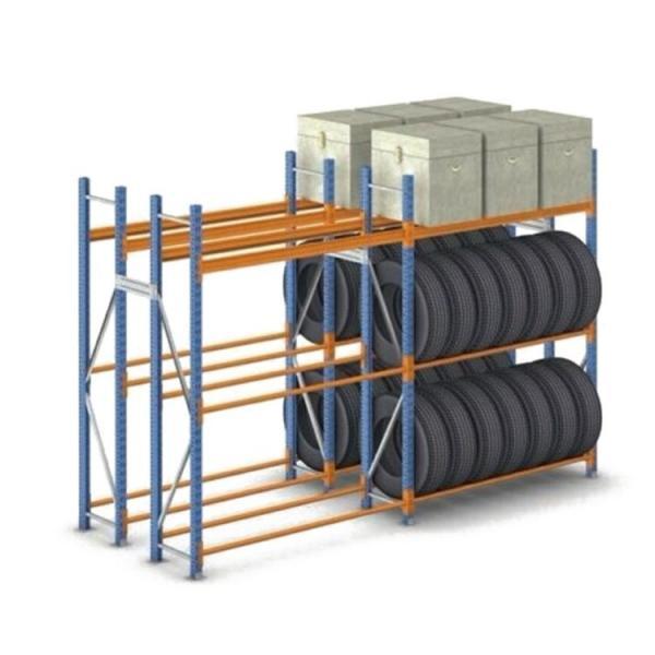 Cantilever Used Pallet Rack Slotted Angle Shelving Metal Shelving Warehouse Shelving