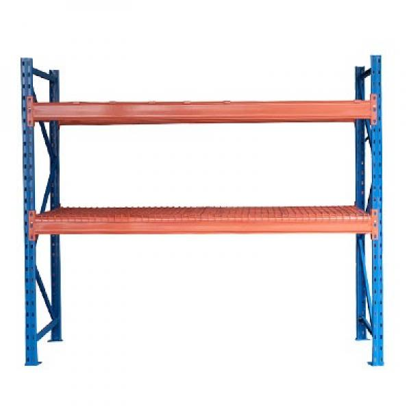 Made in China Steel Pallet Long Span Cantilever Shelf for Warehouse Storage