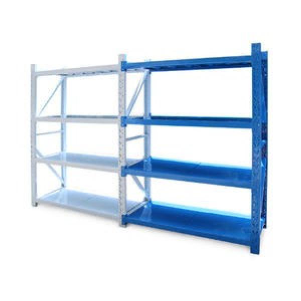 Garage Storage Economical Medium Duty Steel Long Span Shelving Warehouse Storage Rack