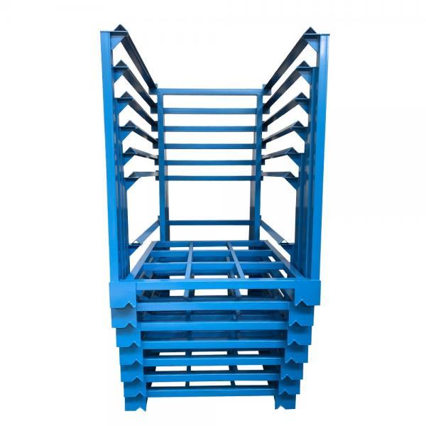 Hml Material Handling Mobile Manurack Pallets Steel Rack for Storage