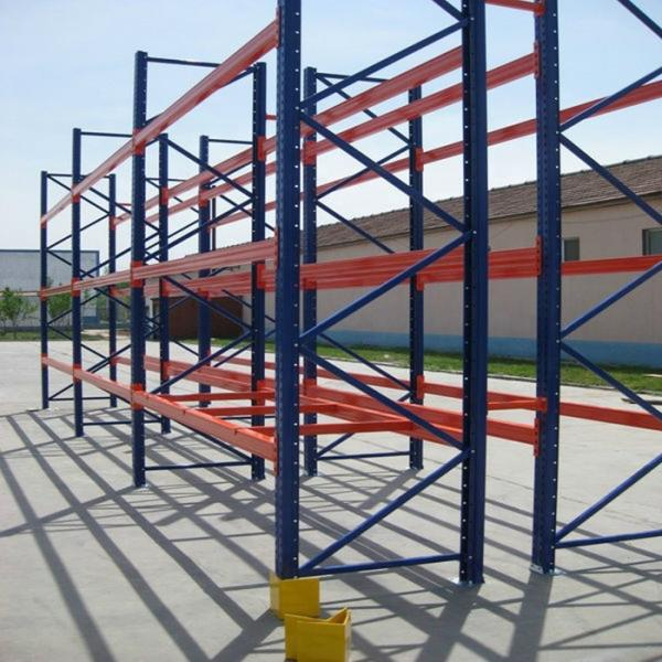 Metal Adjustable Heavy Duty Storage Warehouse Rack Shelving