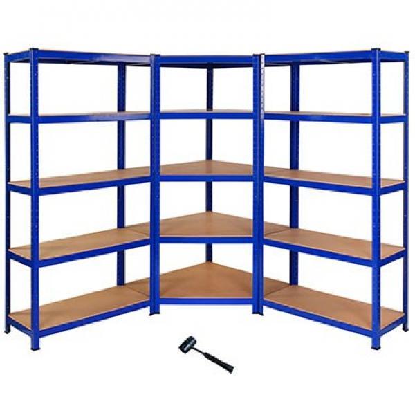 Heavy Duty Supermarket Hypermarket Metal Shelf with Ce Certification