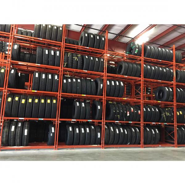 Commercial Adjustable Portable Storage Spare Metal Stacking Tyre Stillages Racking