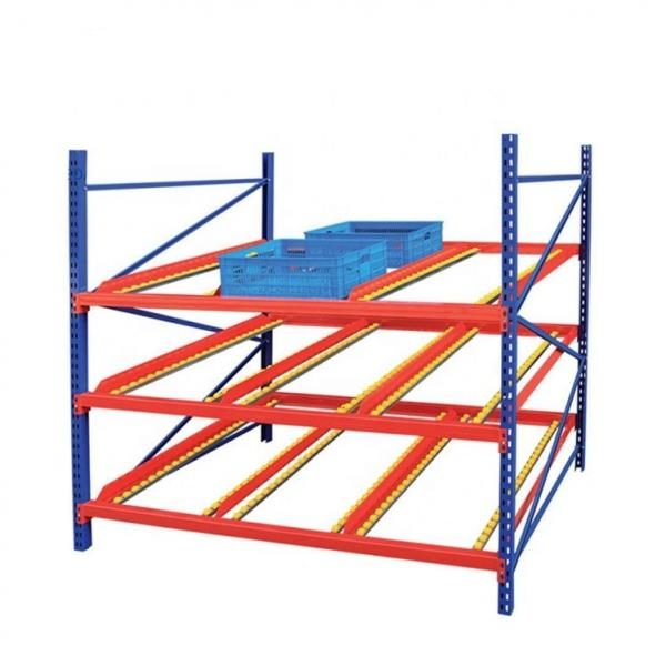 Steel Warehouse Rack in Industrial Strorage Shelf Pallet Rack