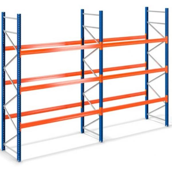 Multitier Shelving, Multi-Lever Racking System, Multilayer Industrial Mezzanine Rack for Warehouse
