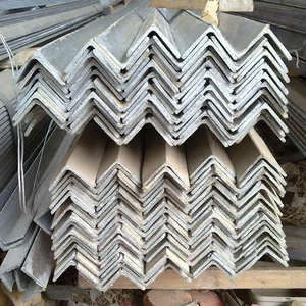 Hot Rolled Mild Steel Q235B Equal Angle